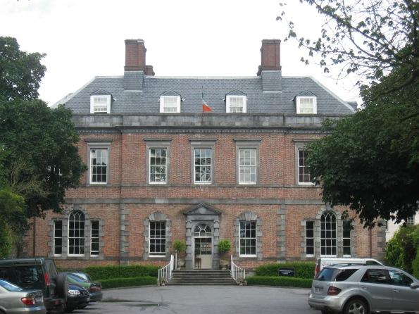 Cashel Palace Exterior 2