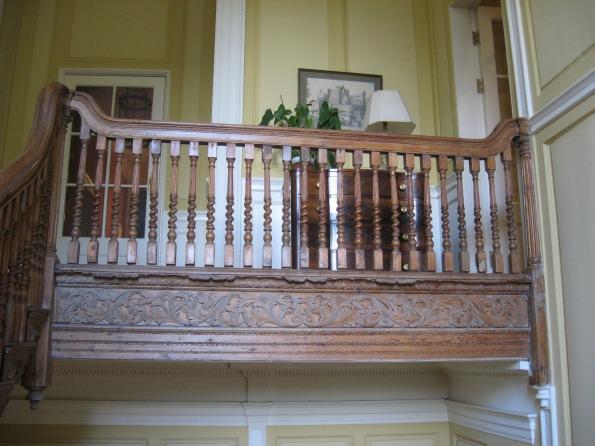 Cashel Palace Banister
