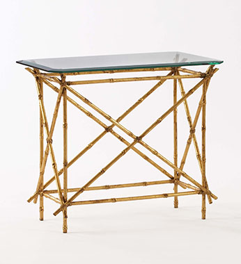grand tour chairside table
