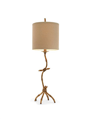 Grand tour table lamp