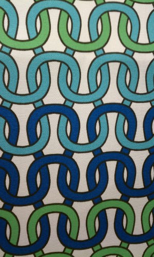 Trina Turk Green/Blue links