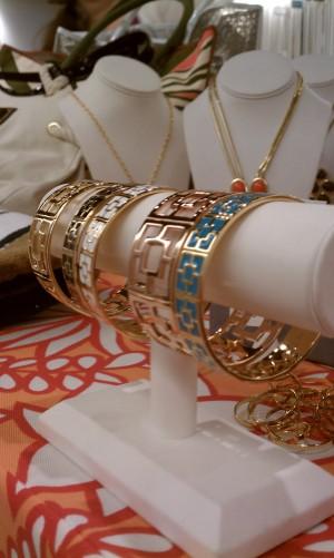 Trina Turk bracelets from Charm