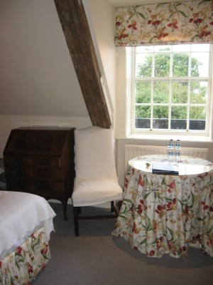 Cashel Palace Room Interior 2