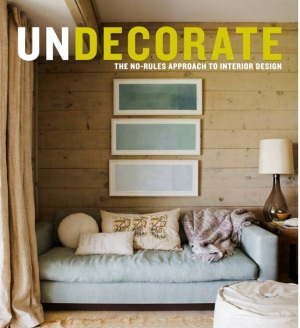 Undecorate Book Cover