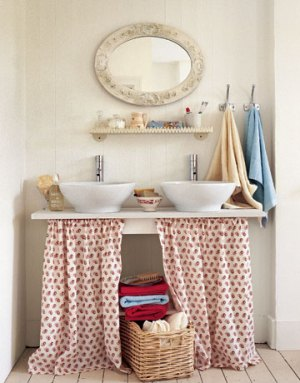 countryliving sink skirt