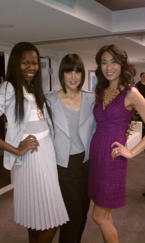 Models with Trina Turk