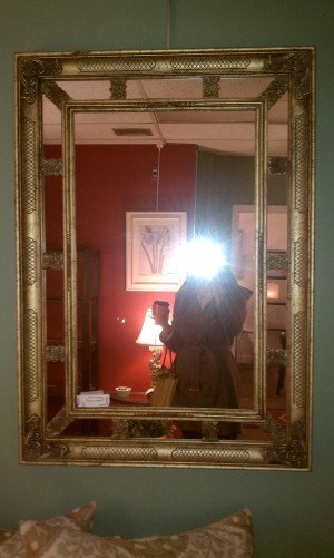 Capital Consignment Mirror