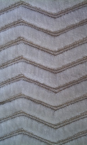 Neckroll fabric