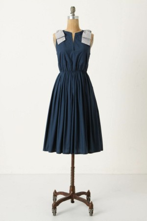 Besotted dress from Anthropologie