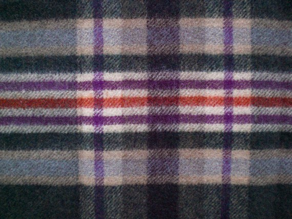 Ralph Lauren plaid