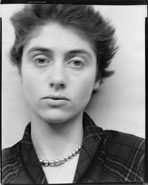 Self Portrait Diane-Arbus-1949