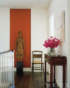 Gretchen Bellinger Elle Decor Hallway