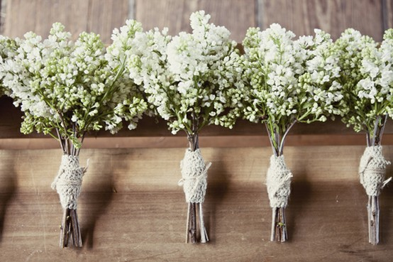 sw mag baby's breath bouquets