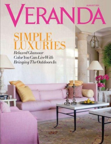Veranda July/August issue