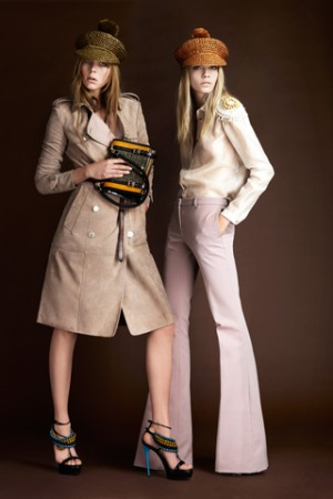 Burberry Resort Collection 2012