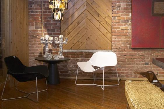 Roberta Schilling Showroom interior shot
