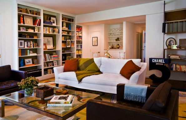 Julie Bowen's home In Style Magazine
