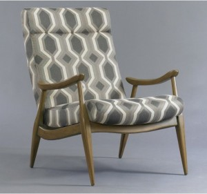 Hans chair from DwellStudio