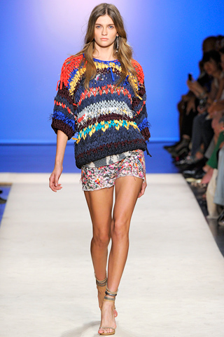 Isabel Marant Spring 2012 Ready to Wear