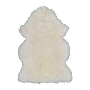 Sheepskin throw from Ikea