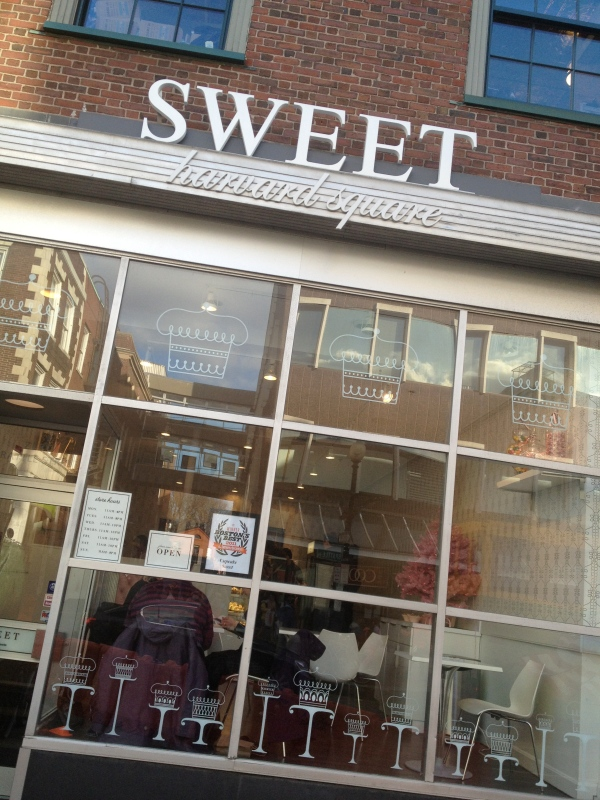 Sweet Harvard Square Exterior
